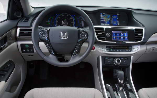 Honda Accord Plug-In Hybrid 2014