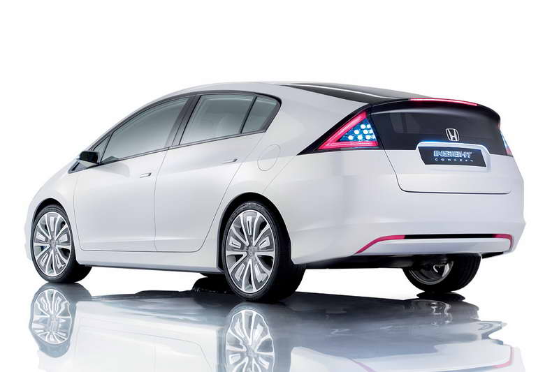 фото Honda Insight