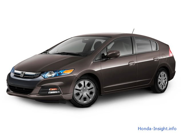 Комплектации Honda Insight