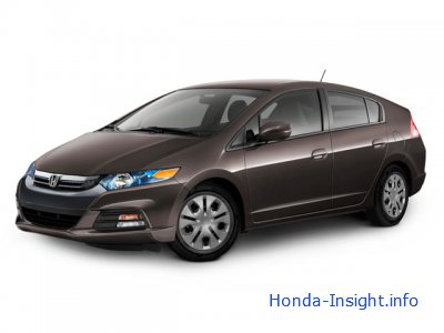 Комплектации Honda Insight: что выбрать?