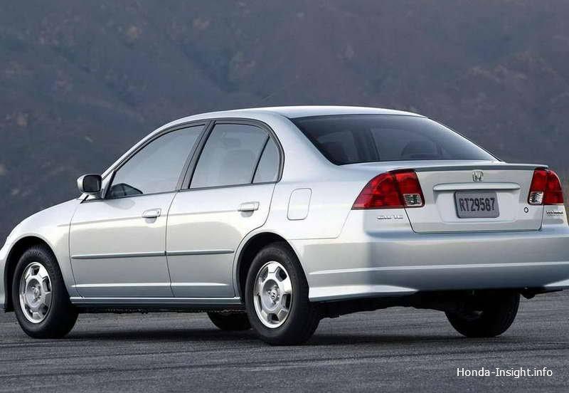 Хонда цивик 2005 фото