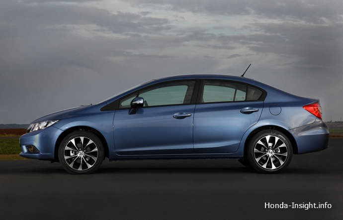 Honda Civic 2015 фото