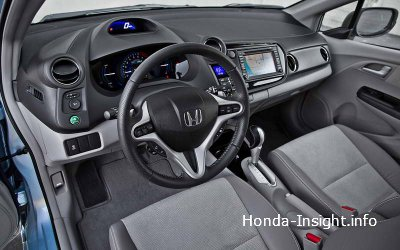 Honda Insight отзывы и фото