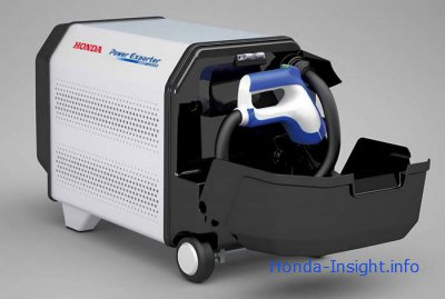 Honda Power Exporter