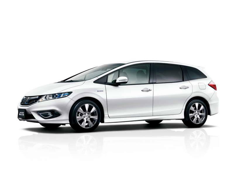 Honda Jade 2015