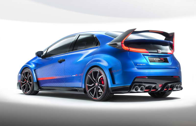 фото Honda Civic Type-R 2016