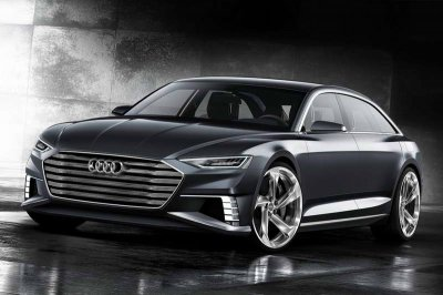 гибрид универсал Audi Prologue