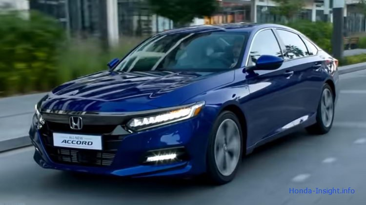 Honda Accord 2019 начал продаваться в Северной Америке