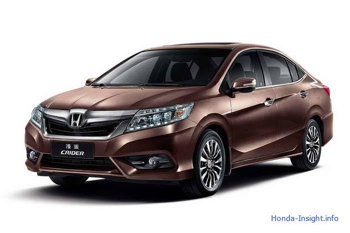 Honda Crider: интересная новинка пекинского автосалона